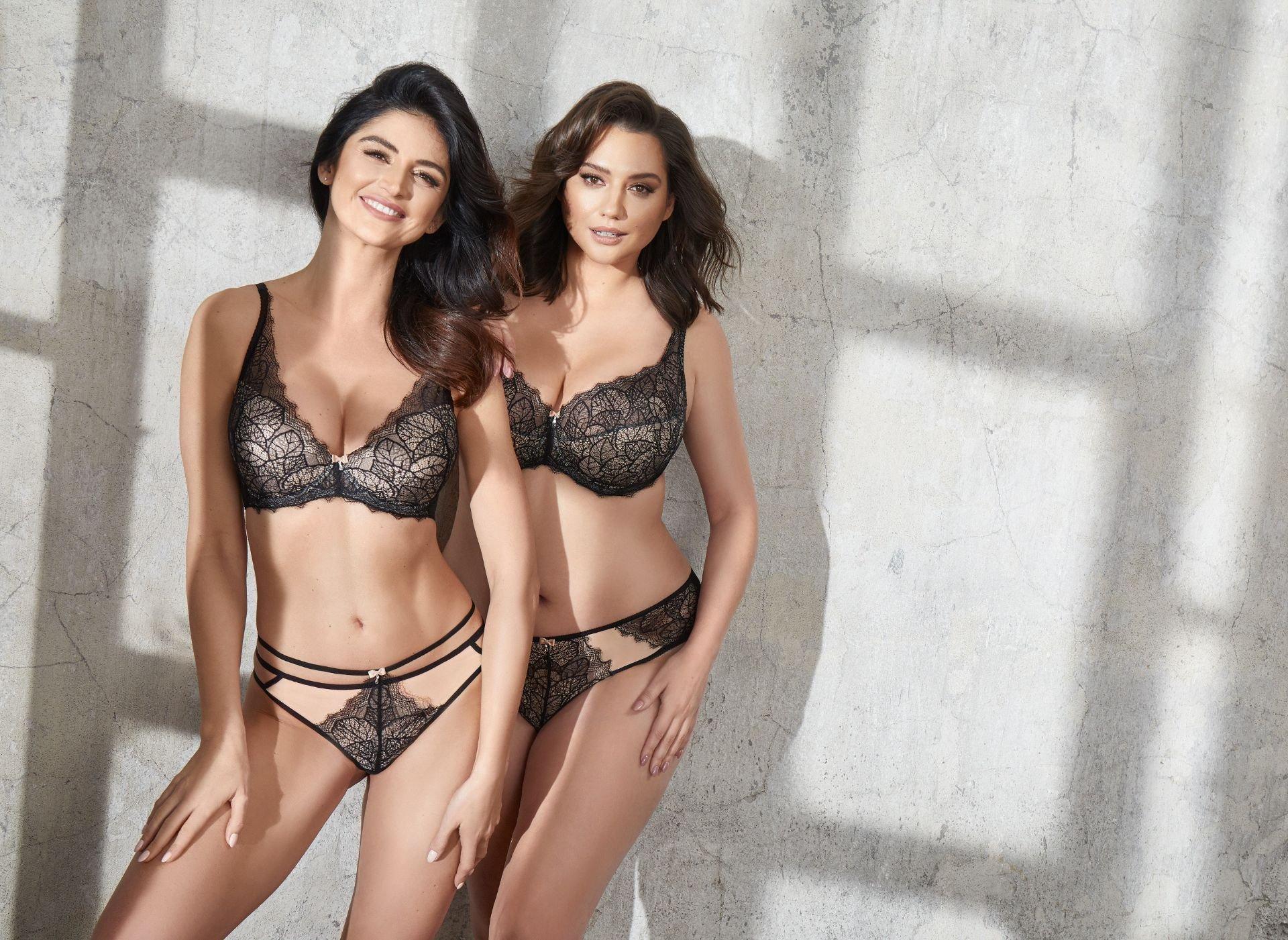 Se vores feminine udvalg af lingeri